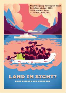 Flüchtlingstag Basel 18.6.18